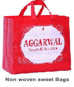 Non woven Sweet bags